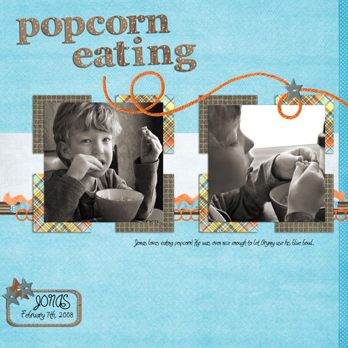 popcorneating