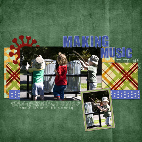 makingmusic